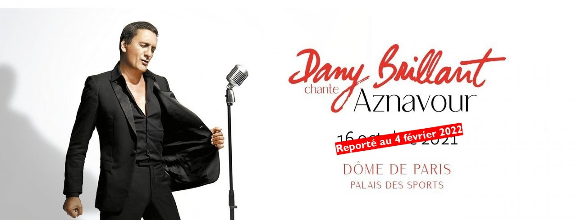 dome de paris : DANY BRILLANT