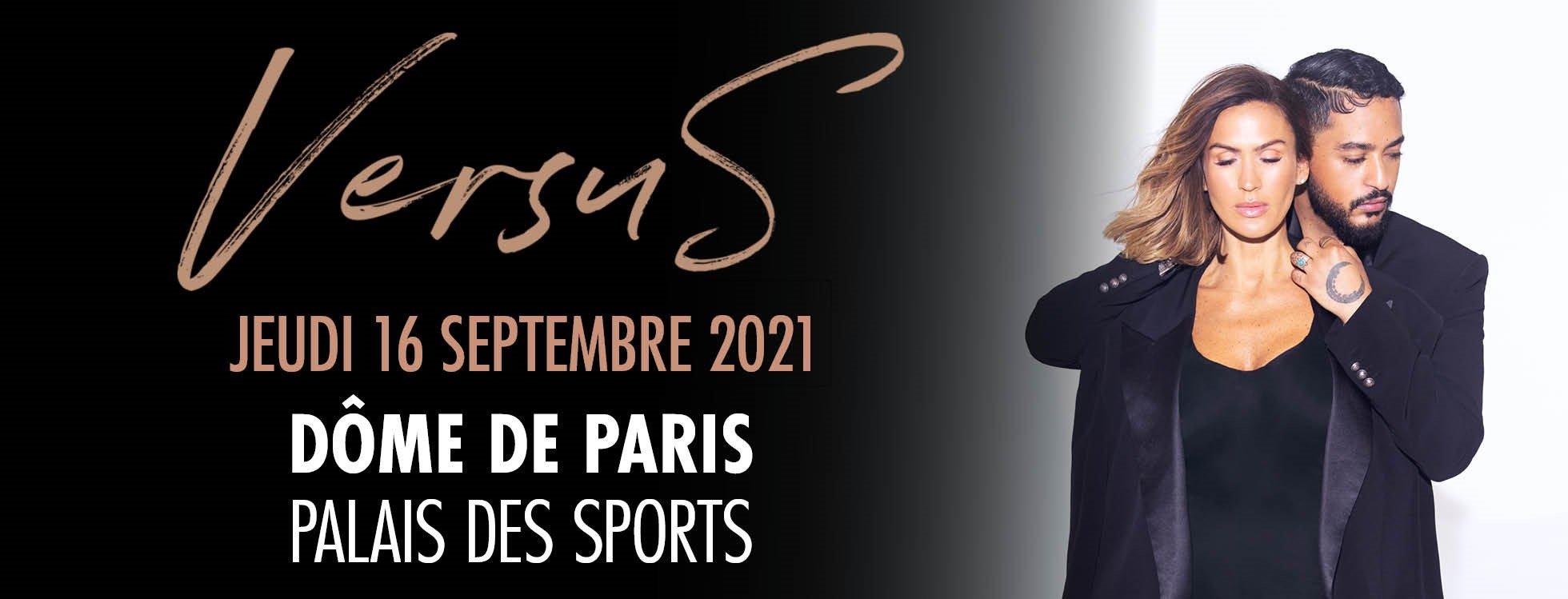 dome de paris : VersuS Tour