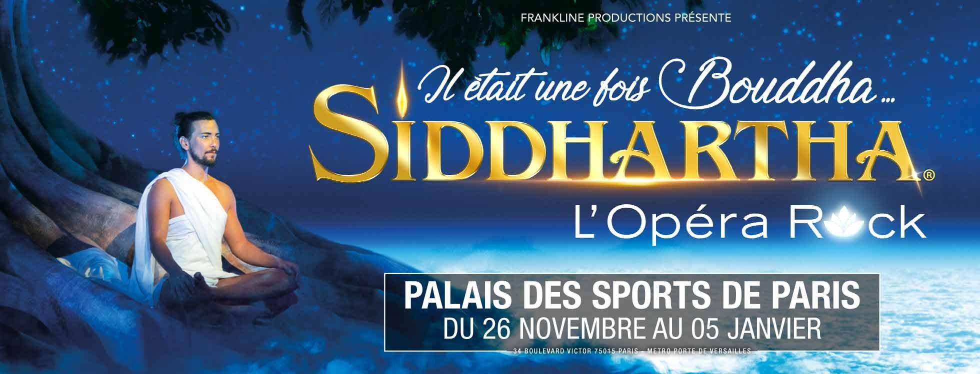 dome de paris : SIDDHARTHA l'Opéra Rock