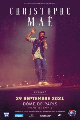 Concert reporté au 29 septembre 2021