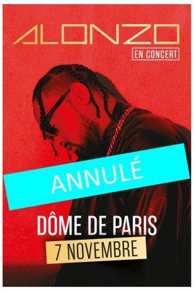 ALONZO - Concert annulé