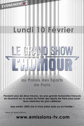 LE GRAND SHOW DE L'HUMOUR