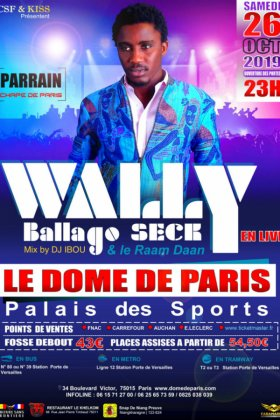 WALLY SECK